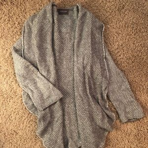 Wooden ships cardigan sweater